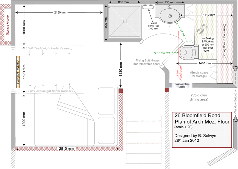 Plans For The Arch At Bloomfield Road